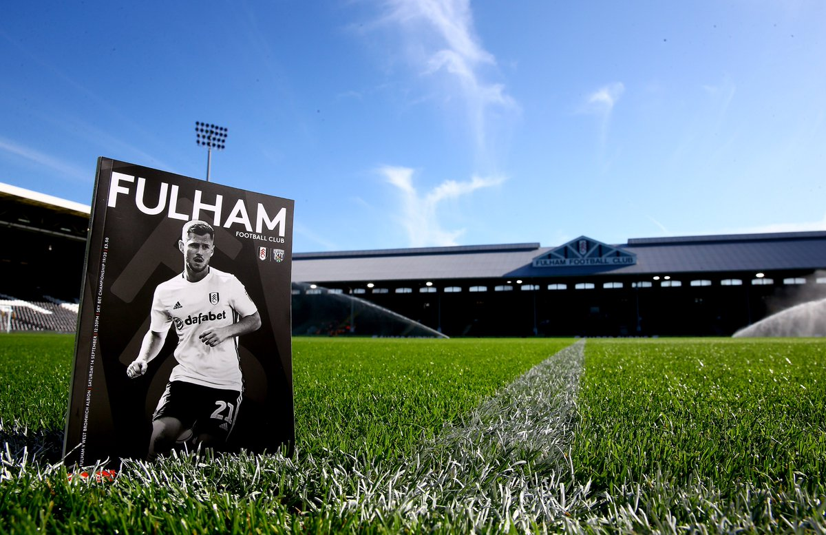 Fulham programme scoops top awards for Press Box Publishing